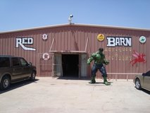 Red Barn Antiques & Collectibles in Fort Bliss, Texas