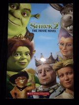 Shrek 2 The Movie Novel book in Camp Lejeune, North Carolina