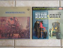 Songs of the Civil War Era/ Songs of the Blue and Grey - 2 records in Las Cruces, New Mexico
