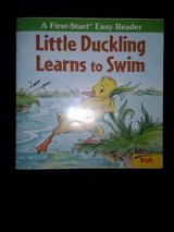 Little Duckling Learns to Swim book in Camp Lejeune, North Carolina