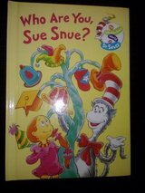 Dr. Seuss - Who Are You, Sue Snue? Hard Cover Book in Camp Lejeune, North Carolina