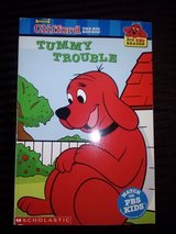 Clifford The Big Red Dog: Tummy Trouble book in Camp Lejeune, North Carolina