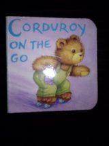 Corduroy on the Go board book in Camp Lejeune, North Carolina